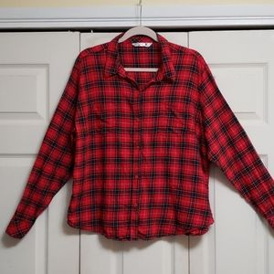 Lee Riders flannel shirt